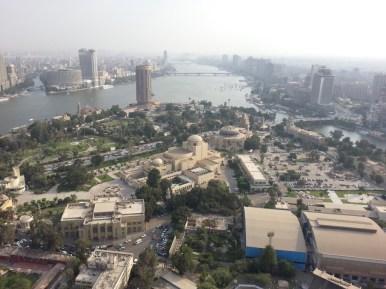 Kairo von oben