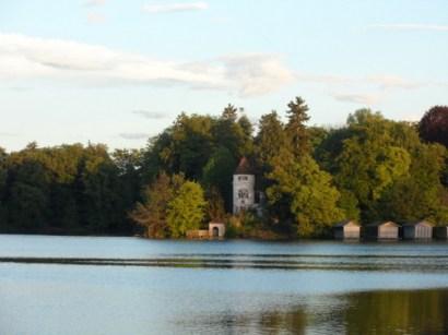 Spaziergang am Weßlinger See