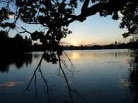 Abendidylle am Weßlinger See