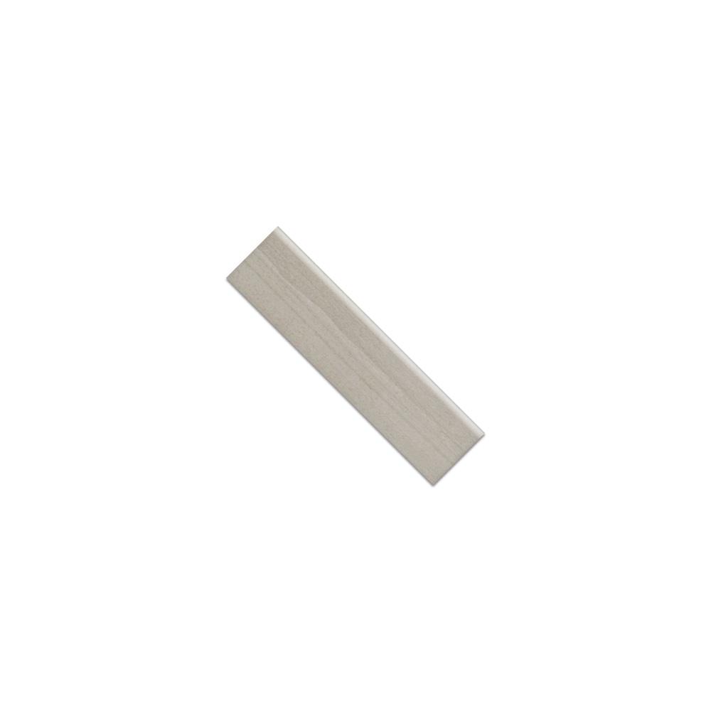 daltile avery grey porcelain bullnose tile 3 x 12