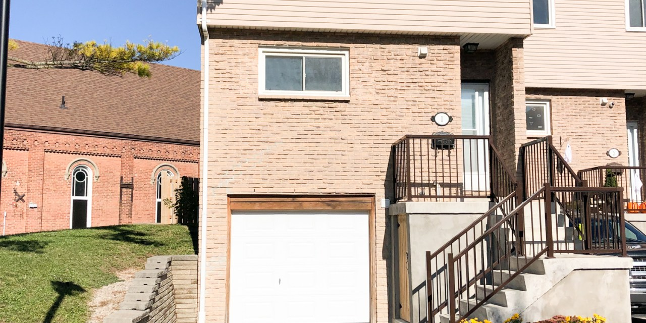 #1 – 149 St Catharines Street, Smithville – Rented