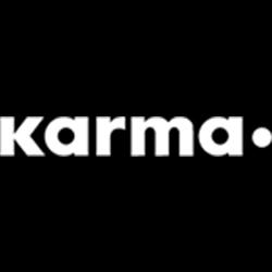 karma activewear logo