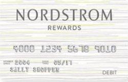 nordstrom rewards debit card