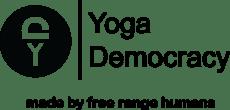 yoga democracy logo