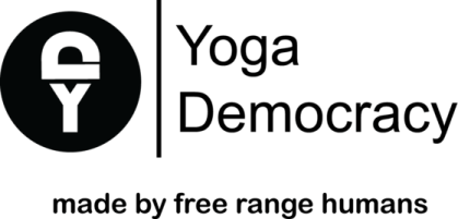 yoga democracy logo