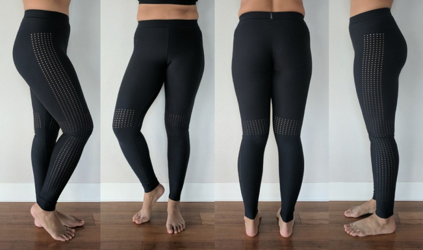 ultracor pixelate leggings review schimiggy try on