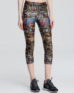 terez emoji crop leggings