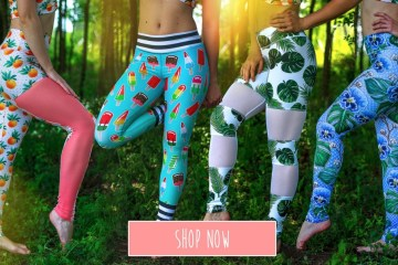 arthletic wear leggings summer 2017