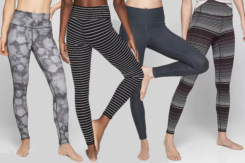 athleta chaturanga high waist leggings review