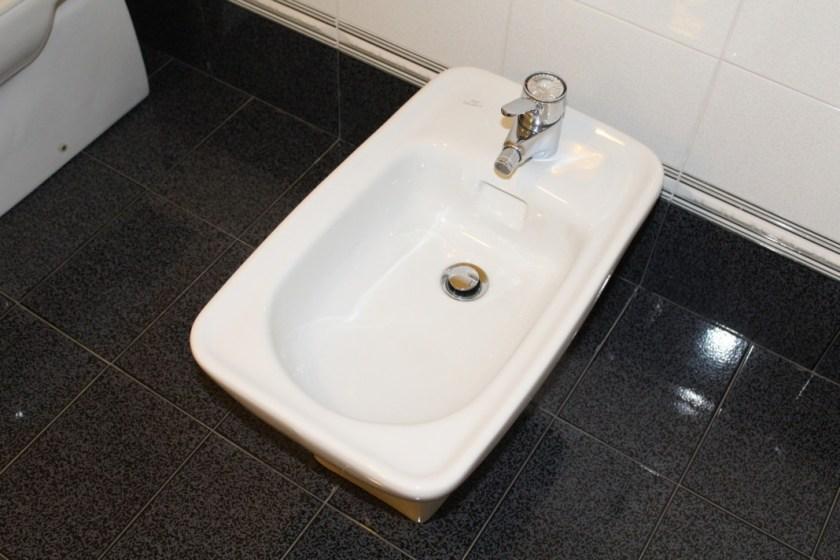 bidet toilet squatter