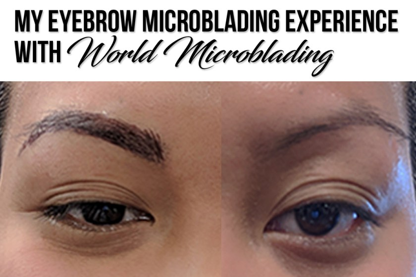 microblading experience before after schimiggy reviews