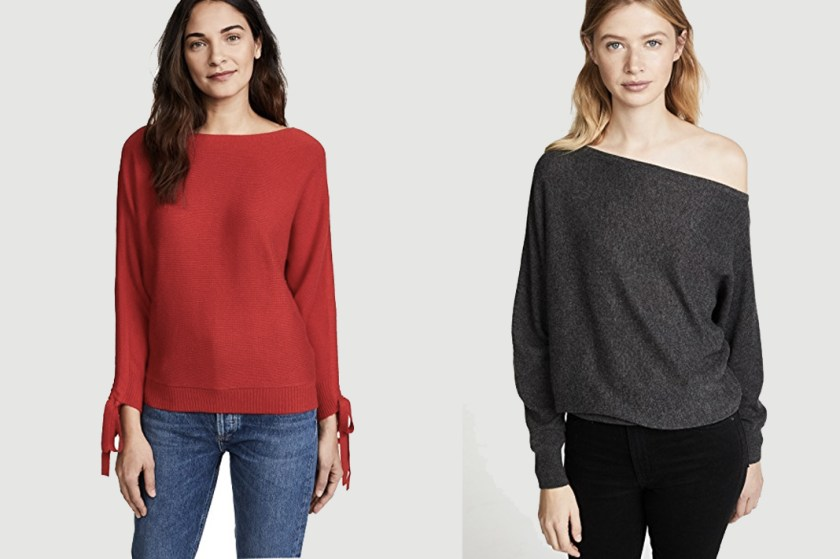 joie dannee and helice sweater