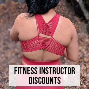 Fitness Instructor Discounts