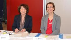 Waltraud Schott und Nadine Herb - Bild: peridomus.de