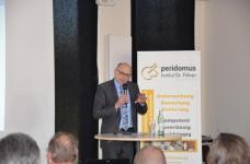 Initiator und Veranstalter Dr. Gerhard Führer - Bild: peridomus.de