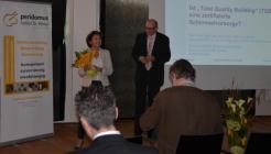 Ein Dankeschön an Waltraud Schott für die Organisation - Bild: peridomus.de