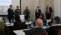 Schimmelpilz-Forum im Gesandtenbau der Residenz Würzburg