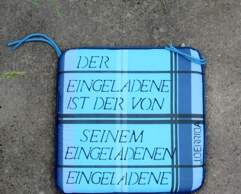 SCHLACHTEN | Wunschkissen | © Isabella Gresser |Photo by Emily Pütter