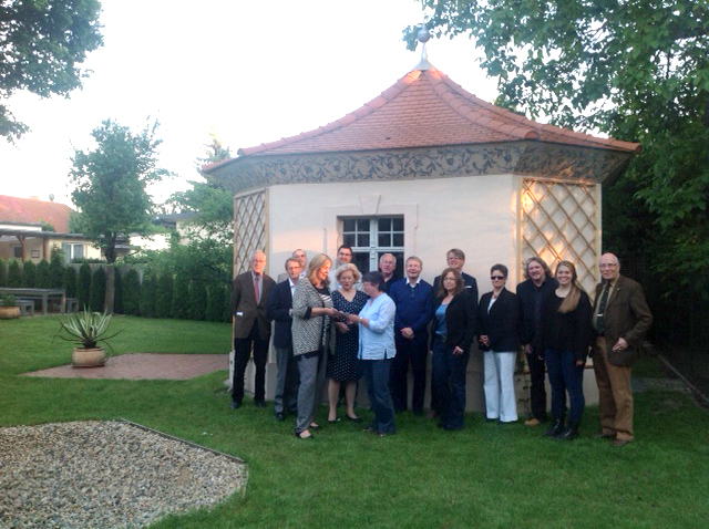 Rotary Clubs in Kloster Zinna unterstützt DISPLACED 2015