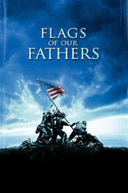 "Plakat for filmen ""Flags of Our Fathers"""