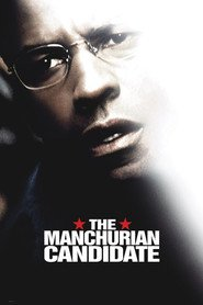 "Plakat for filmen ""The Manchurian Candidate"""