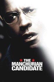 """Plakat for filmen """"The Manchurian Candidate"""""""