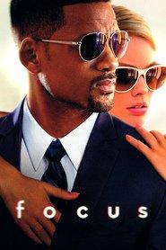 """Plakat for filmen """"Focus"""""""
