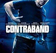 "Plakat for filmen ""Contraband"""