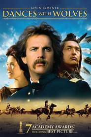 "Plakat for filmen ""Dances with Wolves"""