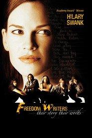 """Plakat for filmen """"Freedom Writers"""""""