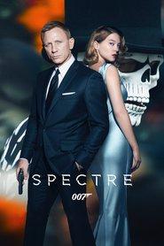 """Plakat for filmen """"Spectre"""""""