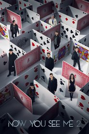 "Plakat for filmen ""Now You See Me 2"""