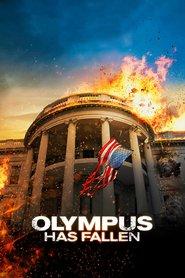 "Plakat for filmen ""Olympus Has Fallen"""