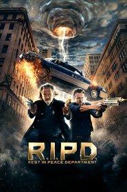 """Plakat for filmen """"R.I.P.D."""""""