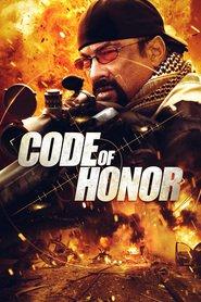"""Plakat for filmen """"Code of Honor"""""""