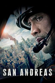 "Plakat for filmen ""San Andreas"""