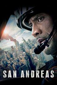 """Plakat for filmen """"San Andreas"""""""