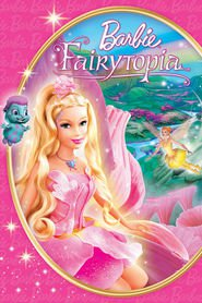 "Plakat for filmen ""Barbie: Fairytopia"""