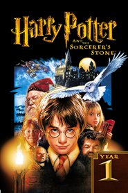 "Plakat for filmen ""Harry Potter and the Philosopher's Stone"""
