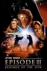 "Plakat for filmen ""Star Wars: Episode III - Revenge of the Sith"""