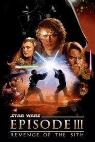 """Plakat for filmen """"Star Wars: Episode III - Revenge of the Sith"""""""