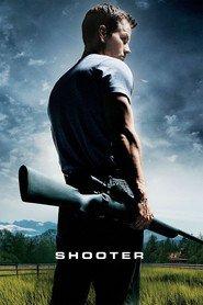 """Plakat for filmen """"Shooter"""""""