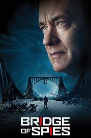 """Plakat for filmen """"Bridge of Spies"""""""