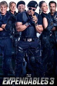 """Plakat for filmen """"The Expendables 3"""""""