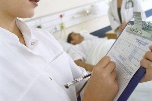 Sygeplejersker og andre personaler
