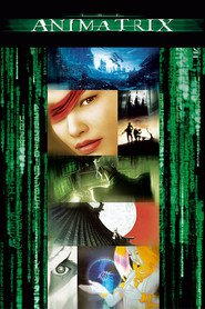 "Plakat for filmen ""The Animatrix"""