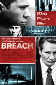 "Plakat for filmen ""Breach"""