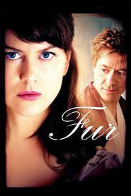 "Plakat for filmen ""Fur: An Imaginary Portrait of Diane Arbus"""