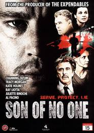 "Plakat for filmen ""The Son of No One"""