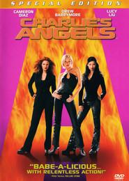"""Plakat for filmen """"Charlie's Angels"""""""